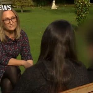 ITV feature with three adopted sisters